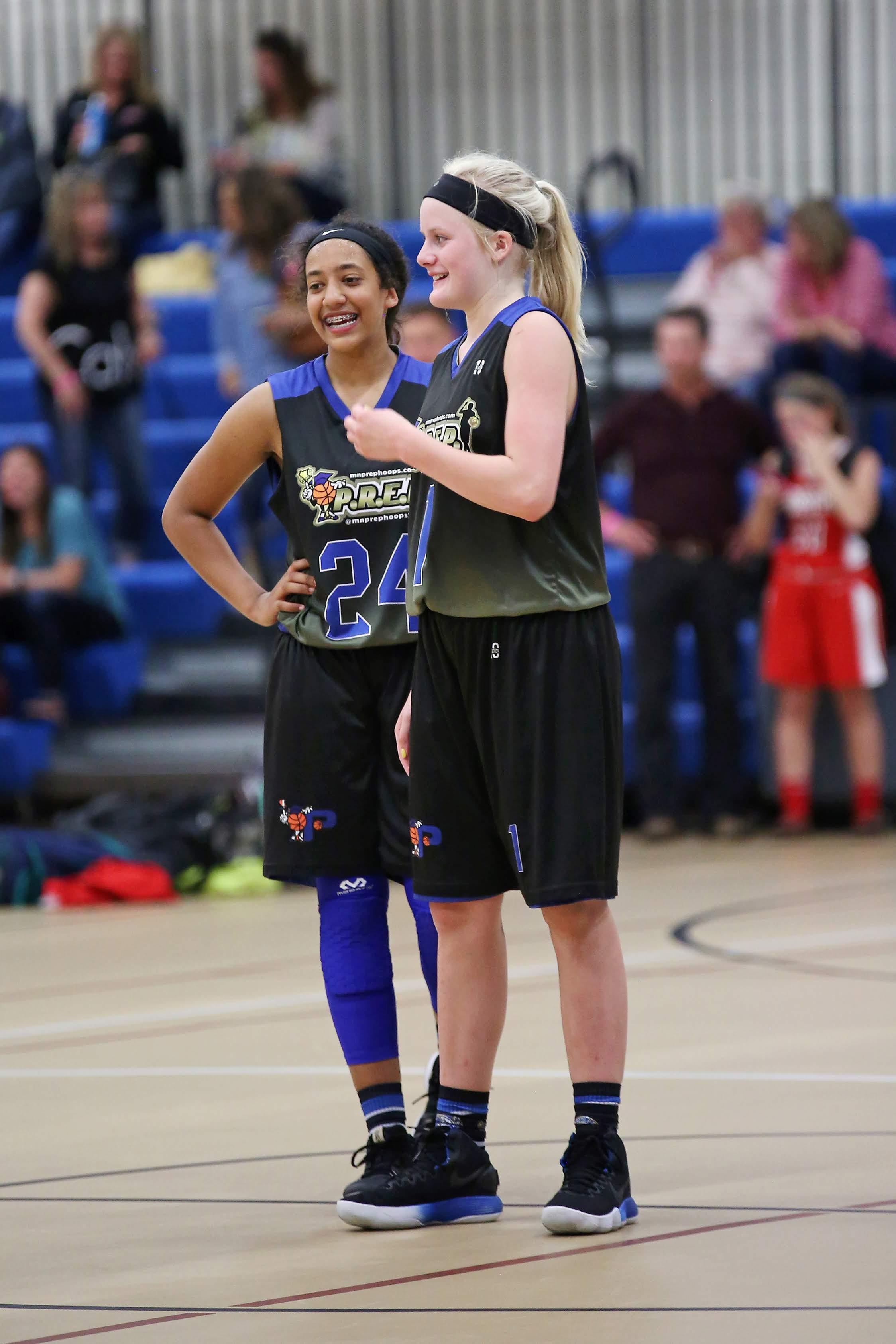 PREP Rabb - Teammates Hastings 2018